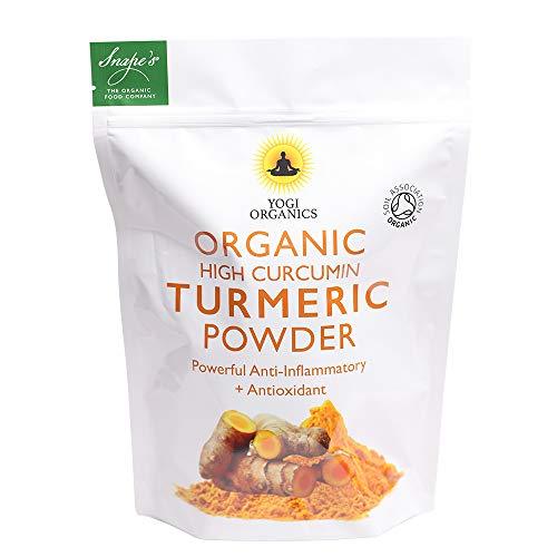 6% Curcumin-Organic Turmeric Powder 500g - 6% Curcumin - Double Strength - 100% Pure - 100% Nattural