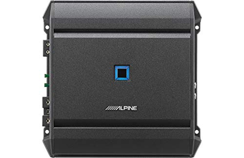 Alpine S-A60M S-Series Class D Mono Amplifier