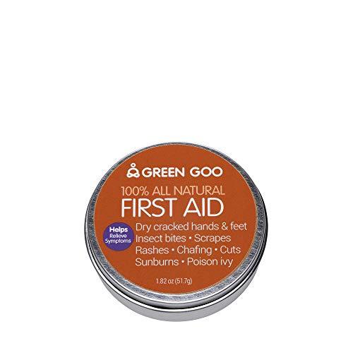 Green Goo First Aid