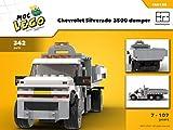 Chevrolet Silverado 3500 dumper (Instruction only): MOCLEGO (English Edition)