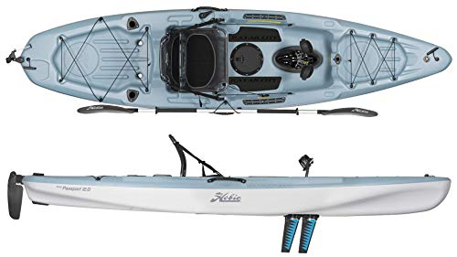 Hobie Mirage Passport 12 - Pizarra