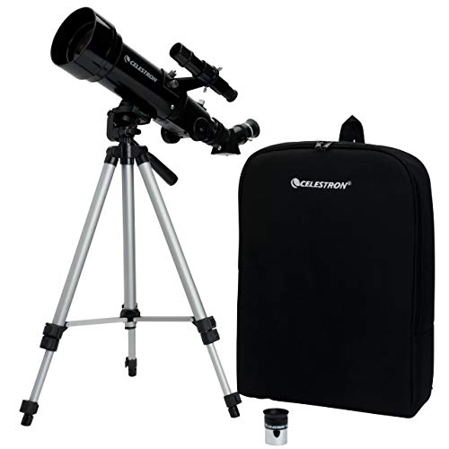 Celestron 21035 70mm Travel Scope (Renewed)