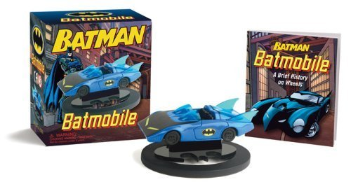Batman: Batmobile (Mega Mini Kits) by Selber, Danielle (2012) Paperback