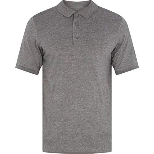 MC KINLEY Mckinley Polo Pellew Homme Polo Homme Melange/Grey Dark FR : XL (Taille Fabricant : XL)