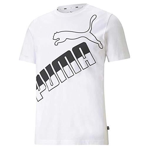 PUMA Camiseta Modelo Big Logo tee Marca