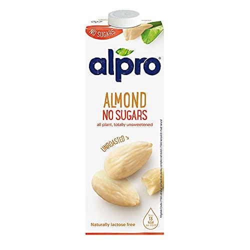 Alpro Bevanda alla Mandorla senza Zucchero, 1L
