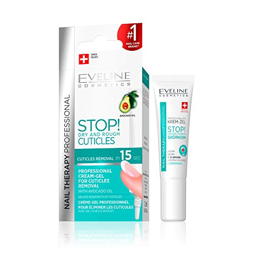 Eveline Cosmetics Soft and Healthy Cuticles Professional Treatment
