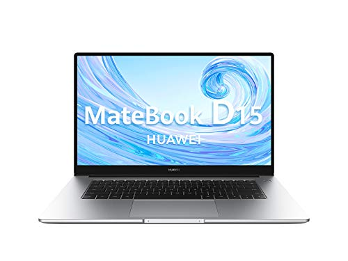 Huawei Matebook D15 - Ordenador Portátil de 15.6'' FullHD (AMD Ryzen
