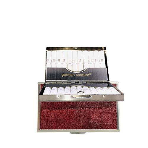 German Couture ORIGINAL - HEET CASE per IQOS HEETS con preziosa pelle vintage premium - il GC Etui Plus Holder u. Caricabatterie 2.4 3 o Multi adatti allo stile