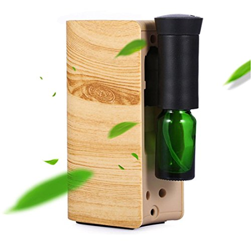 Aromatherapy Essential Oil Nebulizing Diffuser Air Purifier Automatic Dispenser Air Freshener With...