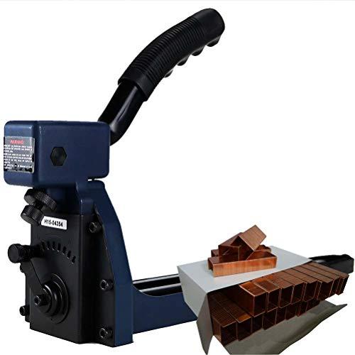 10.000 Klammern 35 x 18 mm Bostitch Akku Karton Verschlusshefter DSA-3519-E Kartonhefter inkl