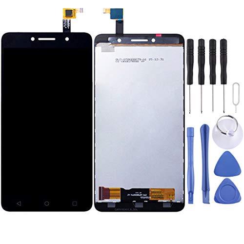 DOMINIC Huaat Pantalla-LCD y digitalizador Asamblea Completa for Alcatel One Touch Pixi 4 6 3 G / 8050 (Versión: FPC6013-3) (Negro) Pantalla LCD (Color : Black)