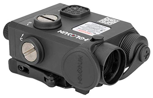 HOLOSUN - Dual Green Laser Sight with IR Illuminator (LS321G)