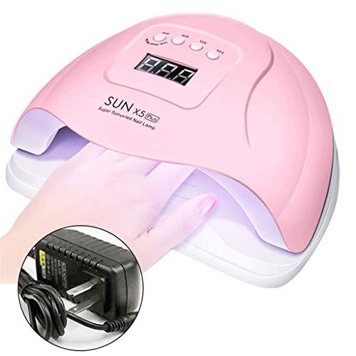 JHD 110W UV LED Nagellampe mit 36 Stück LEDs für Maniküre Gel Nageltrockner Trocknen Nagellack Lampe 30er / 60er / 90er Auto Sensor Maniküre Werkzeuge