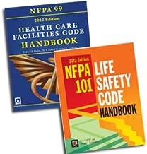 2012 NFPA 101: Life Safety Code Handbook and 2012 NFPA 99: Health Care Facilities Code Handbook Set