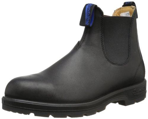 Blundstone Unisex The Winter Waterproof Pull-On Boot Black 5 Medium UK