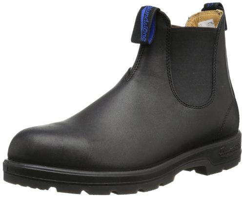 Blundstone Thermal Series Boot,Black Leather,AU 7 M