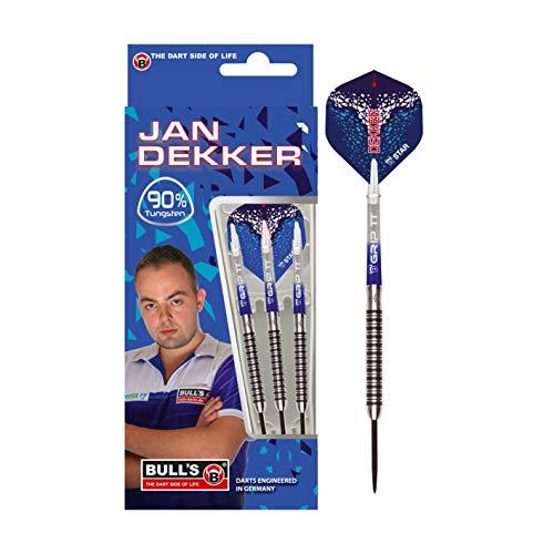 Bull's Original Jan Dekker Steel Dart, mehrere, 22g
