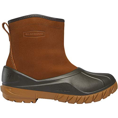 Lacrosse Mens 667211 Duck Boot Brown Size: 8.5 UK
