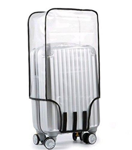 (バギオ) baggio スーツ ケース カバー キャリーバッグ かばん 雨 防水 (24インチ)