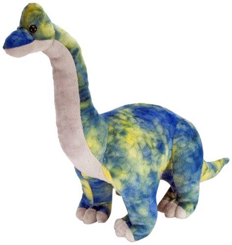 15496 Dinosauria Grand Brachiosaurus - 19in/ 48cm - Peluche - Wild République