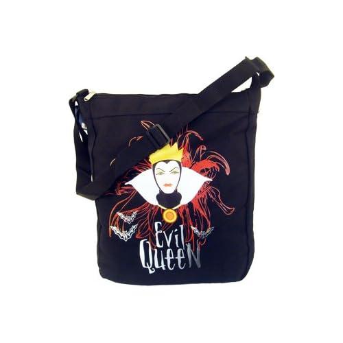 88090c993d6 Amazon.com  Disney Evil Queen Canvas Tote Bag  Beauty