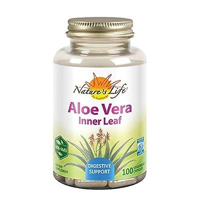 Zand Aloe Vera by Nature's Herbs, 100 Count