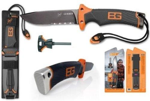 Gerber Bear Grylls Ultimate Messer Jagdmesser Outdoor B