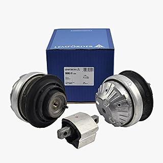 Mercedes Engine Motor Mount + Transmission Mount Lemforder OEM 2302400017 (3pcs)