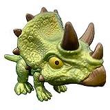JW Mattel - Jurassic World - Snap Squad Mini Dinosaurios (Triceratops)
