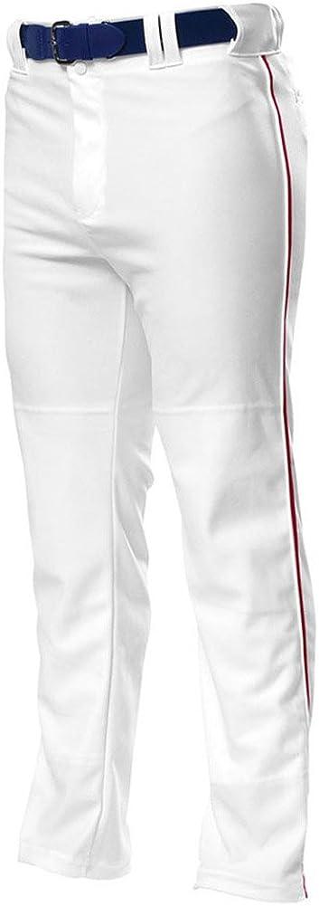 A4 Big Boys' Contrast Open Baggy Seasonal Wrap Introduction Baseball Pant Cut Bottom Tulsa Mall