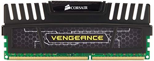 Corsair Vengeance Schwarz 32GB (4x8GB) DDR3 1600 MHz (PC3 12800) Desktop Arbeitsspeicher (CMZ32GX3M4X1600C10)