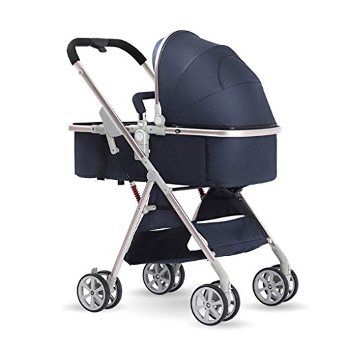 Why Choose TXTC Umbrella Pushchair Stroller Foldable, High View Pram Stroller, Compact Convertible...