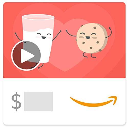 Amazon eGift Card - Perfect Pair (Animated)