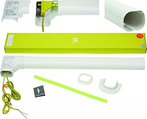 Aspen Pumps FP2855 Mini Lime Pomp Inoac Trunking, Wit