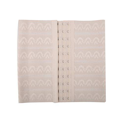 Cinto pós-parto, faixa de cintura pós-parto, material de aperto eficaz adequado para a pele e macio para casa (cor GG)