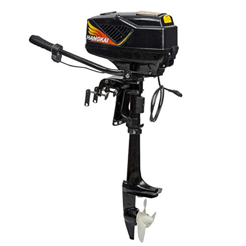 Affordable NG NOPTEG 1000W 4HP 48V Brushless Electric Boat Outboard Motor Boat Engine Motor