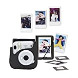 Fujifilm Instax mini 11 Ice White camera bundle