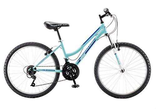 Pacific girls Sport Mountain Bike, Light Blue , 24-Inch