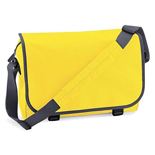 BagBase Messenger bag - Bright Royal -