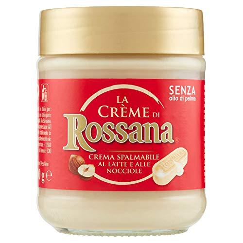Rossana Crema Spalmabile al Latte e alle Nocciole, 200g