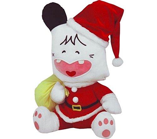 Hello Spank - Peluche Babbo Natale - Santa Claus 30 Cm.