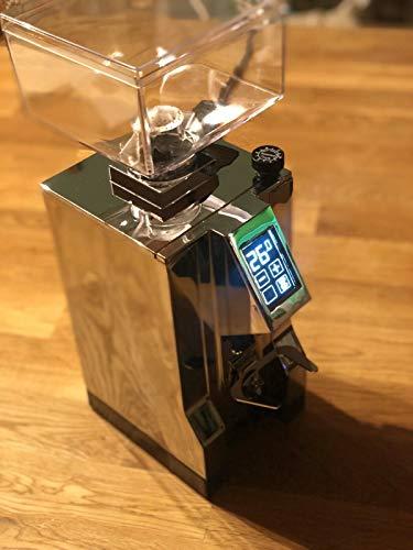 Eureka MIGNON SPECIALITA 55 Espressomühle * chrom/chrom *Timer 1&2 Tassen* DELUXE
