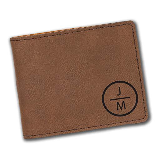 Wallet, Wallets for Men, Gifts under $25, Personalized wallet, Gifts for dad, Bestman Gifts, Groomsmen Gifts