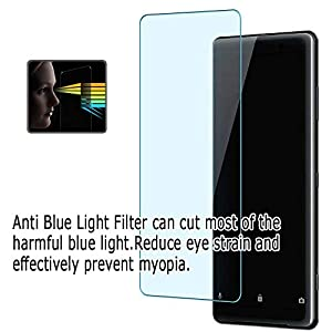 Puccy 2 Pack Anti Blue Light Screen Protector Film, compatible with Asus VT207N 19.5 inch TPU Guard ( Not Tempered Glass Protectors )