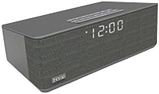 iHome iBT233 Bluetooth Dual Alarm FM Radio Clock - Grey - Model #: iBT233GC (iBT233)
