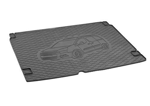 Kofferraumwanne Kofferraummatte Antirutsch RIGUM geeignet für Citroen Berlingo 5-Sitzer 2008-2018 Perfekt angepasst + EXTRA Auto DUFT