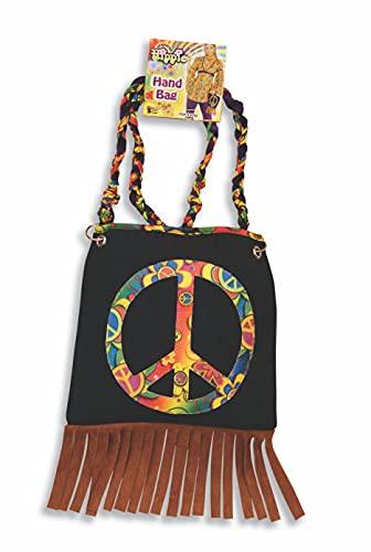 Bristol Novelty BA073 Hippie Handtasche