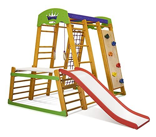 Die Sportkletterwand für Kinder »Karapuz-Plus-1-1-Kletter« - EU Lager
