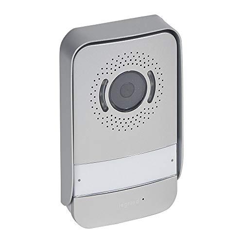 Legrand 369339 - Interfono Exterior con cámara, 2 Cables